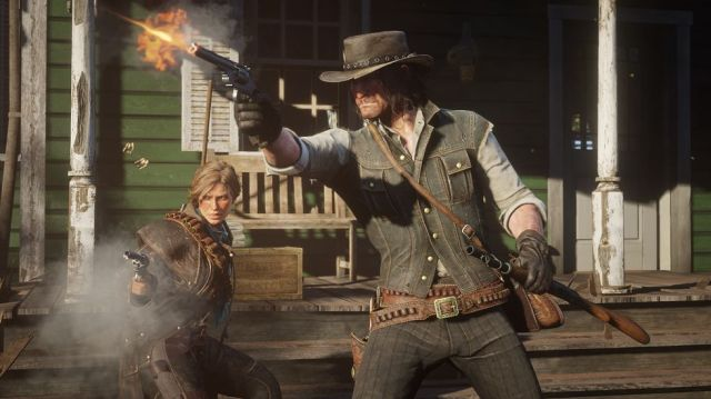 Red Dead2 2