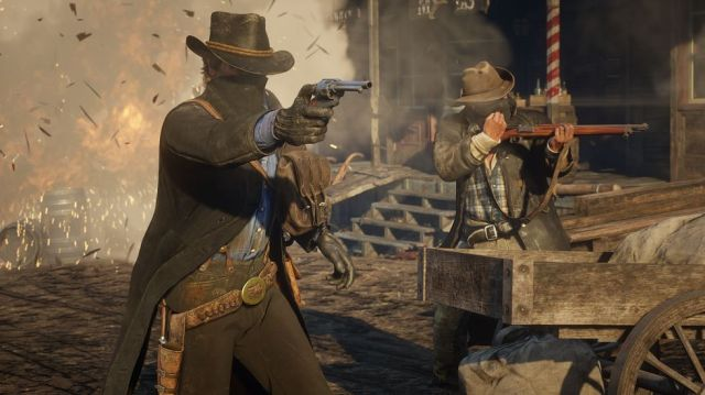 Red Dead2 3