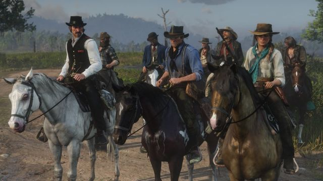 Red Dead2 4